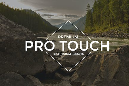 Pro Touch Lightroom Presets