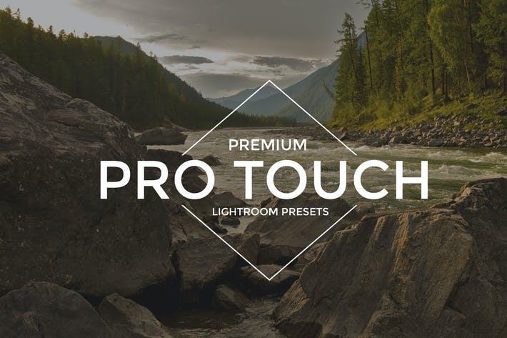 Пресеты Lightroom Pro Touch