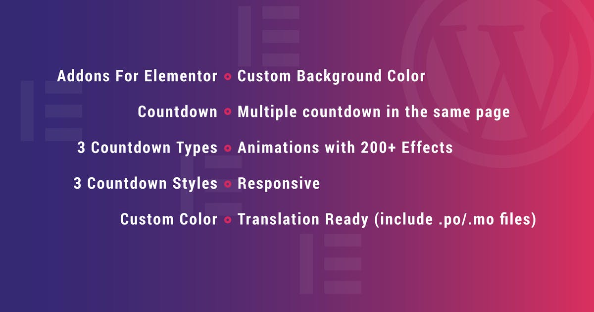 Download Countdown for Elementor WordPress Plugin by ad-theme