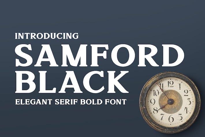 Thumbnail for Samford Black