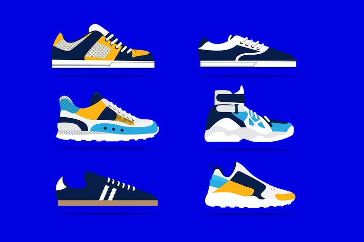 Thumbnail for Sneakers Clipart