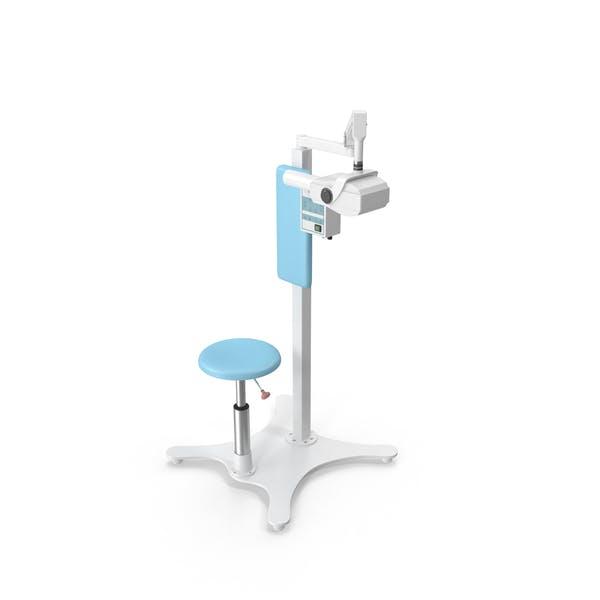 Unidad de rayos X Dental