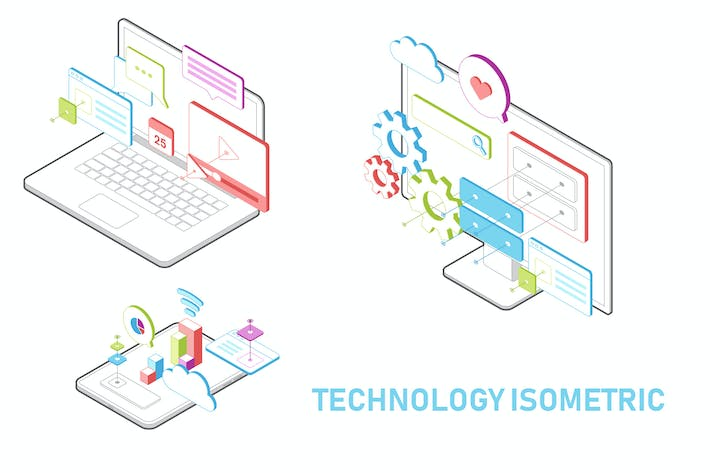 Thumbnail for Isometric Technology