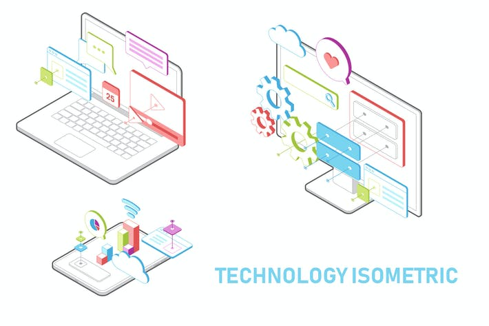 Technologie isométrique