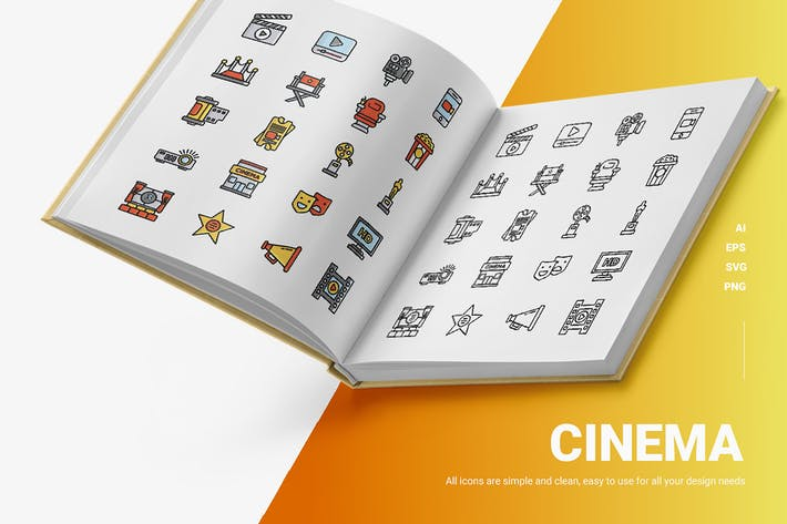 Cinema - Icons