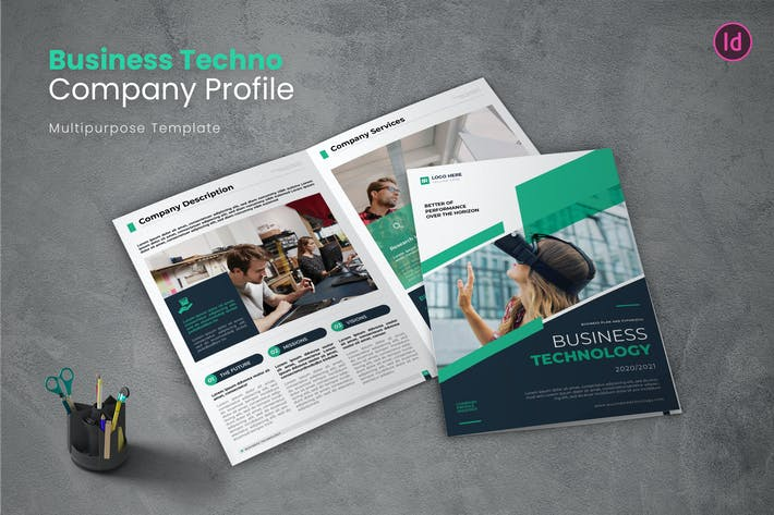 Thumbnail for Business Techno Company Profile