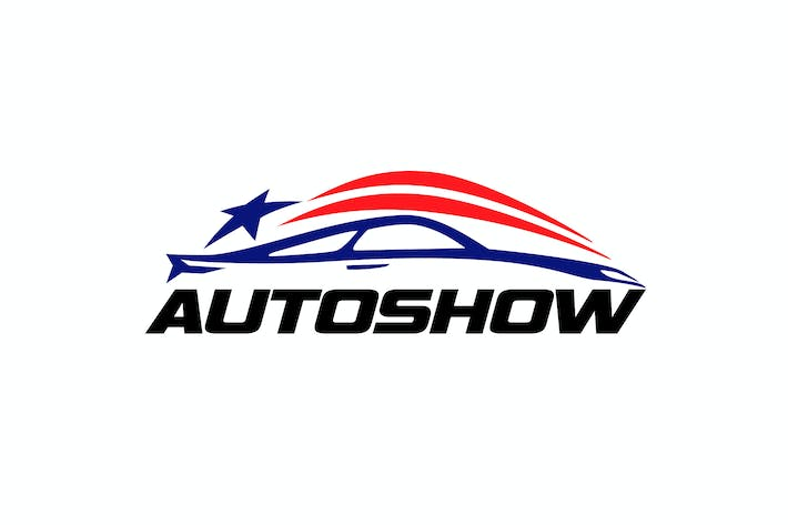 Thumbnail for Car or Automobile Show Logo