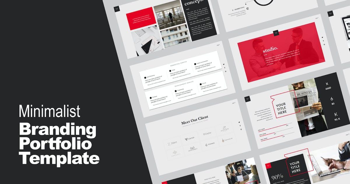 Download Studio Business Portfolio Template - LS by templatehere