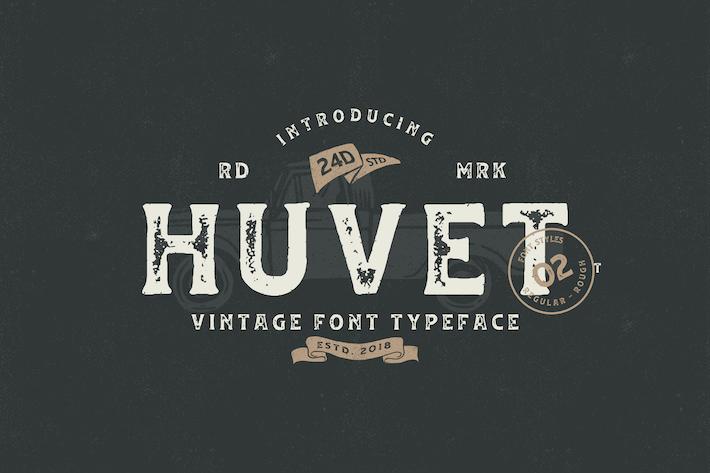 Thumbnail for Huvet