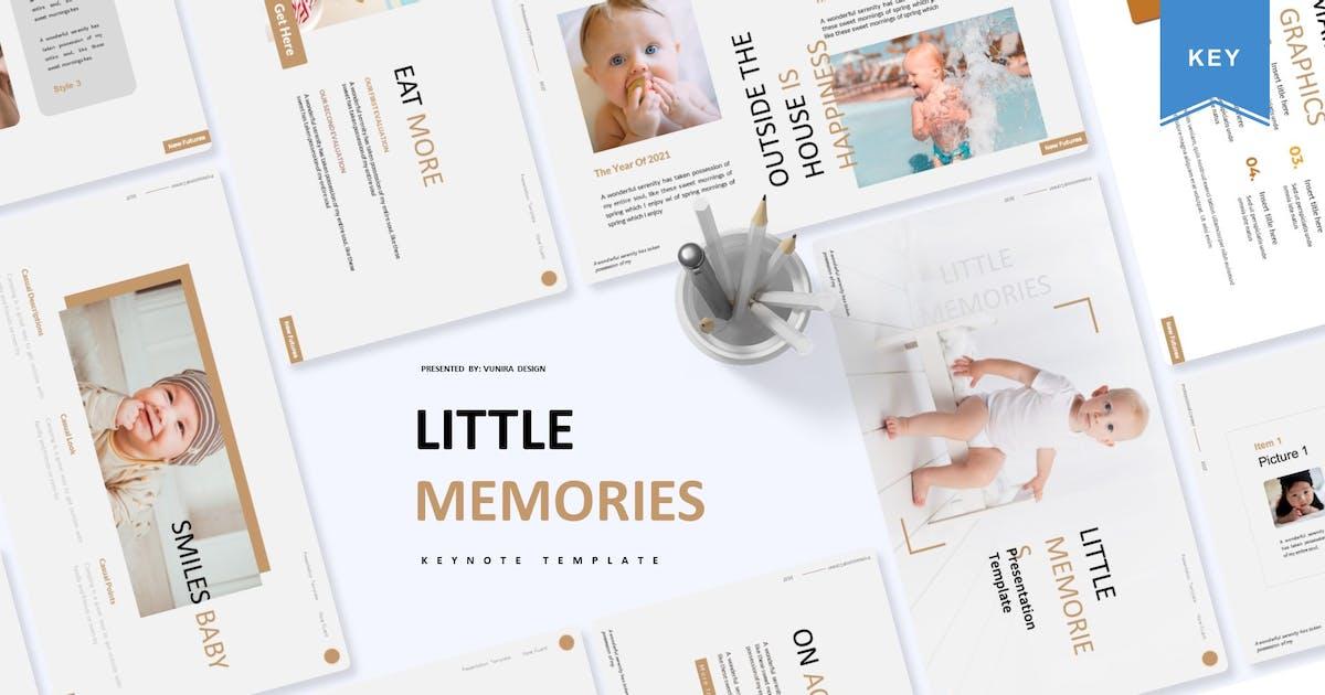 Download Little Memories | Keynote Template by Vunira