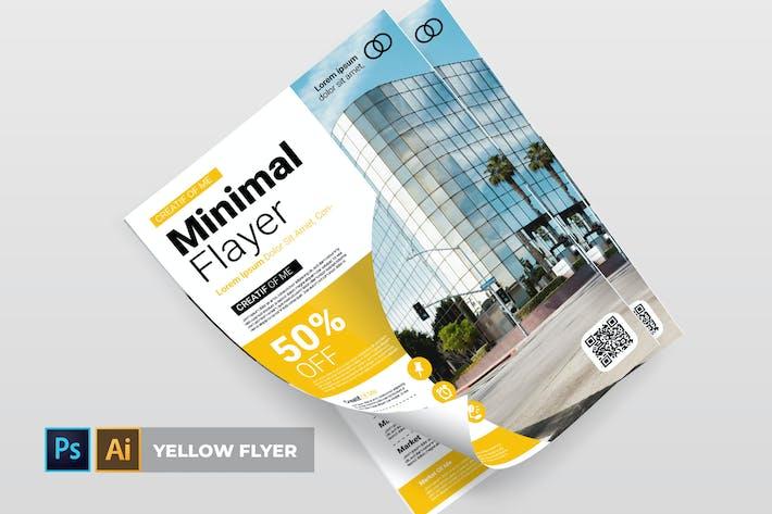 Thumbnail for Minimal | Flyer