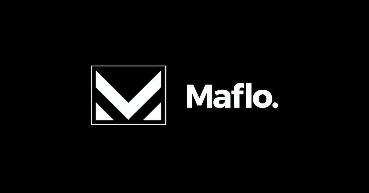 Download Maflo - Dark Logo Template by ThemeWisdom