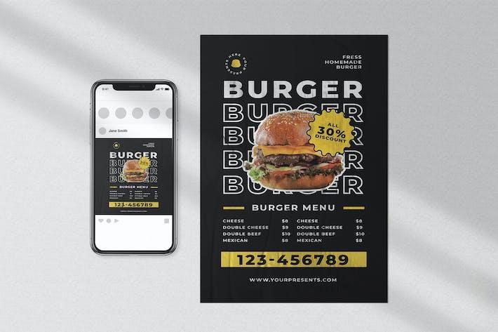Thumbnail for Burger Menu Pack