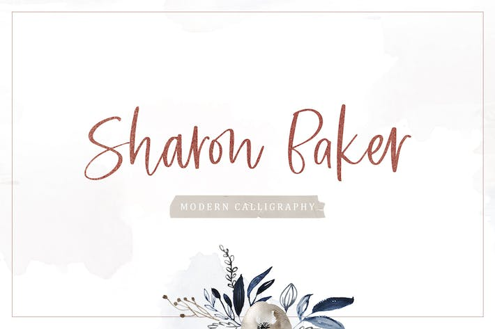 Thumbnail for Sharon Baker - escritura Moderno