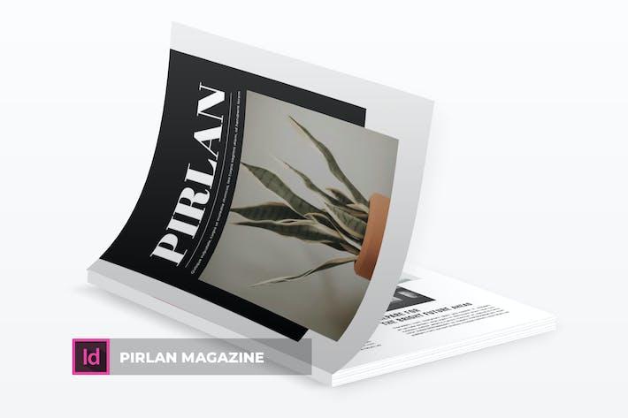 Thumbnail for Pirlan | Magazine Template