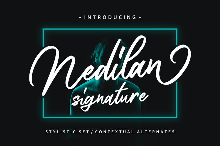 Cover Image For Nedilan - Signature