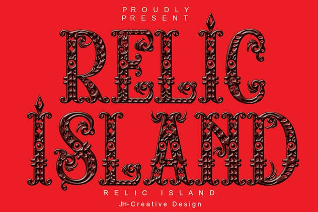 Relick Island - product preview 0