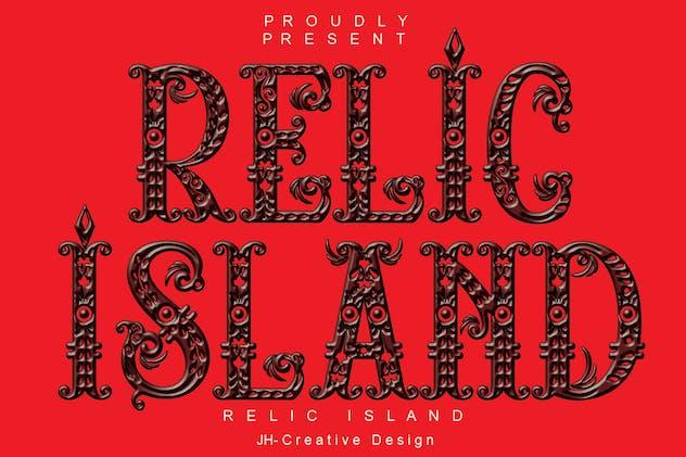 Relick Island
