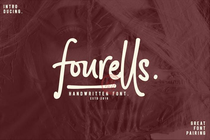 Thumbnail for Fuente de script de Fourells