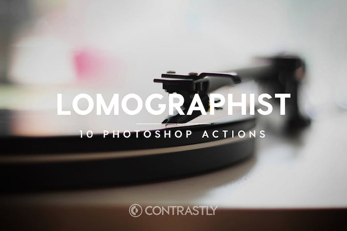 Thumbnail for Lomographist Photoshop Actions