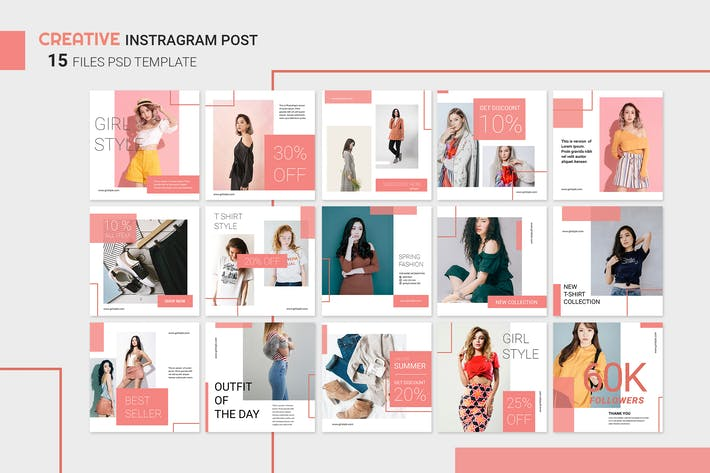 Thumbnail for Instagram Shop Banners