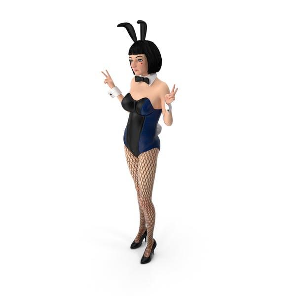 Thumbnail for Bunny Girl Peace