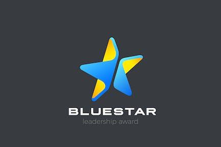 Star Logo Award Leadership Winner abstract