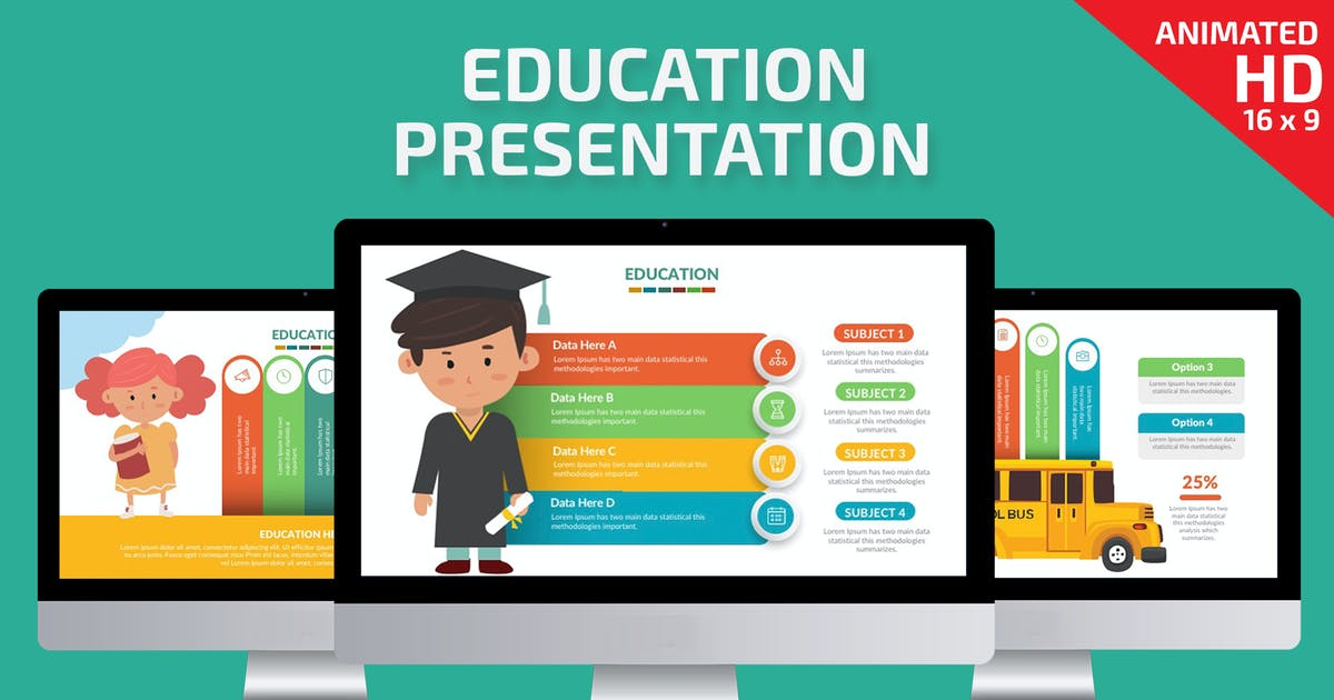 Download Education Powerpoint Presentation by mamanamsai
