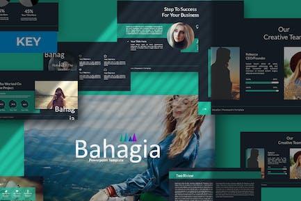 Бахагия Творческий Keynote