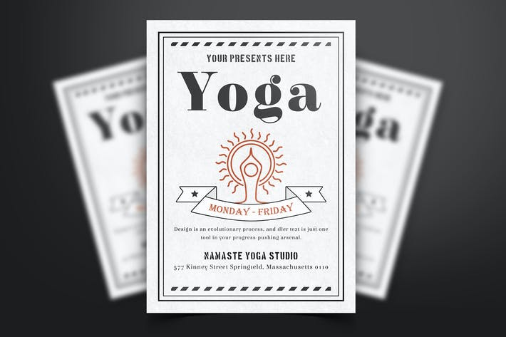 Thumbnail for Yoga Flyer-15