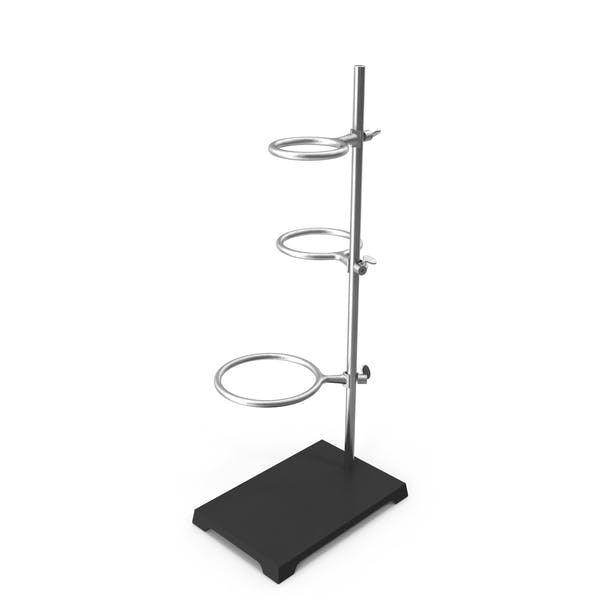 Ring Stand Iron Ring and Utility Clamp