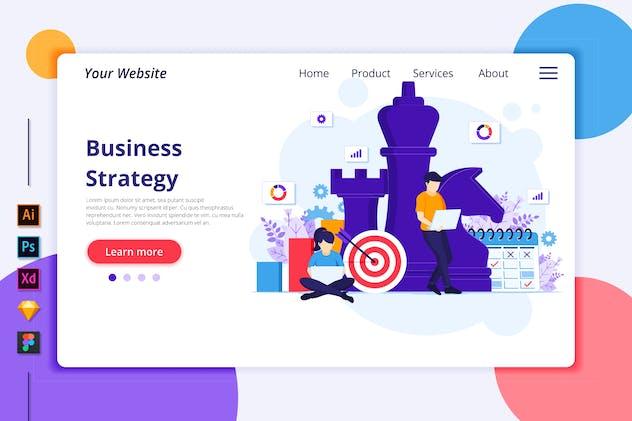 Agnytemp - Business strategy Illustration v3