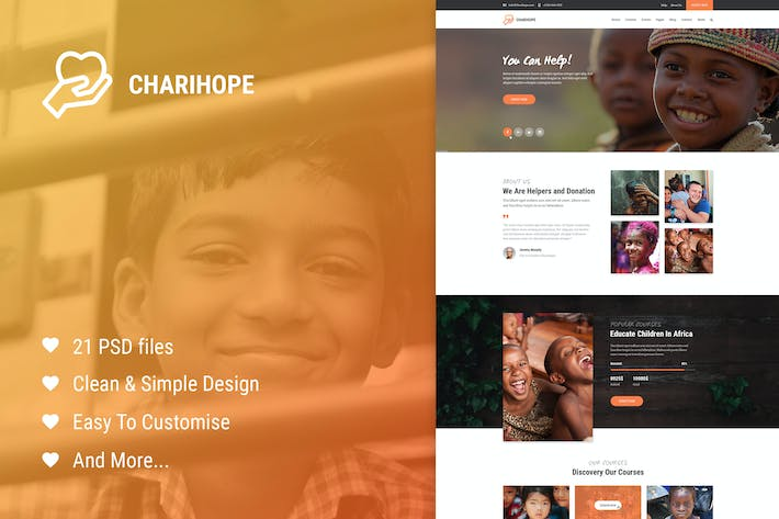 Charihope - Charity and Donate