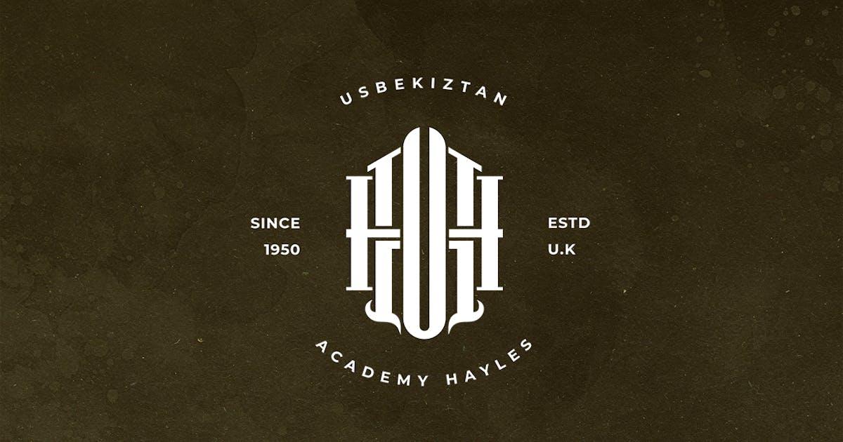 Download HAU Monogram Logo by sagesmask