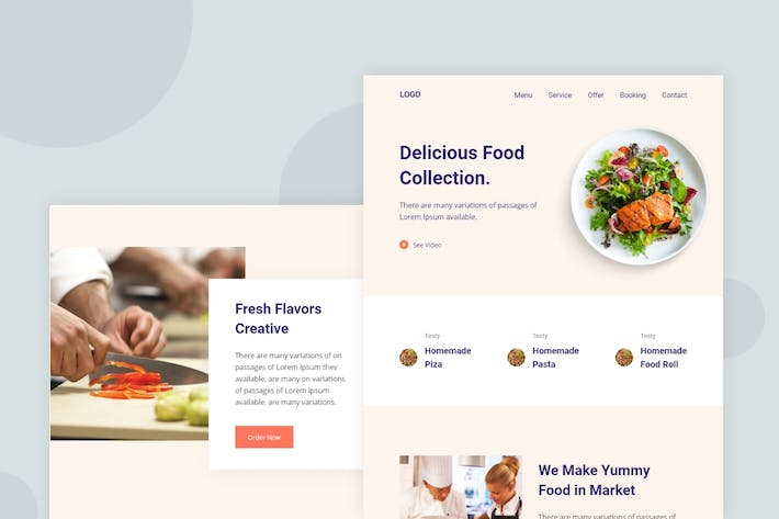 Organic Food - Email Newsletter by Ra-Themes on Envato Elements on newsletter templates for middle school, newsletter templates for customer service, newsletter templates for 2nd grade,