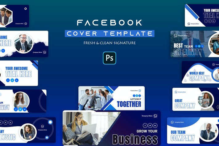 Kito - Facebook Corporate Covers