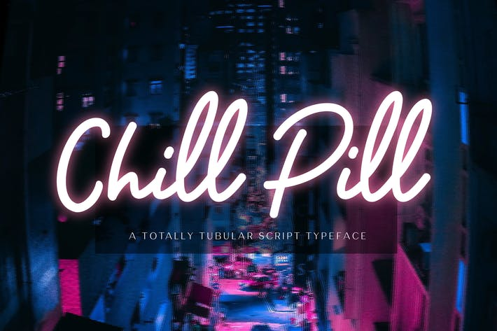 Thumbnail for Chill Pill