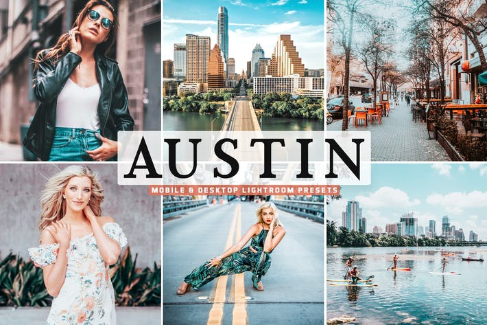 Thumbnail for Austin Mobile & Desktop Lightroom Presets