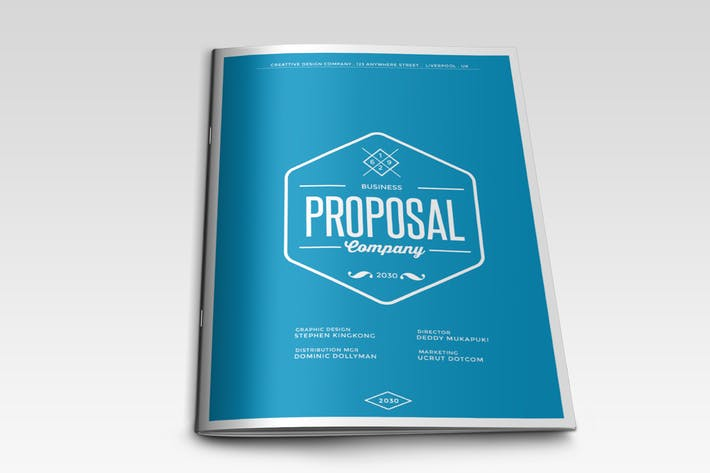 Business proposal template by artmonk on envato elements cover image for business proposal template flashek Gallery