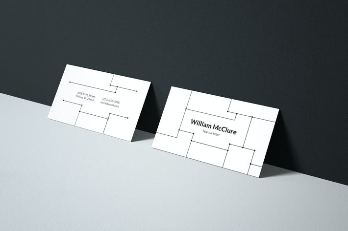 All the templates you can download envato elements business card wajeb Images