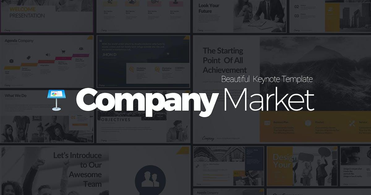 Download Company Market Keynote Templates by Jhon_D_Atom
