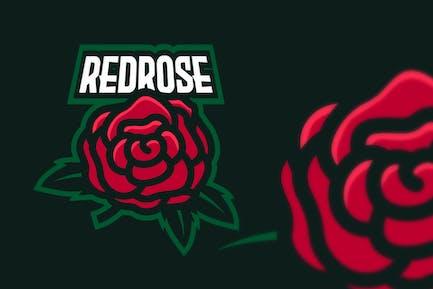 Wild Rose Sport Esport Logo