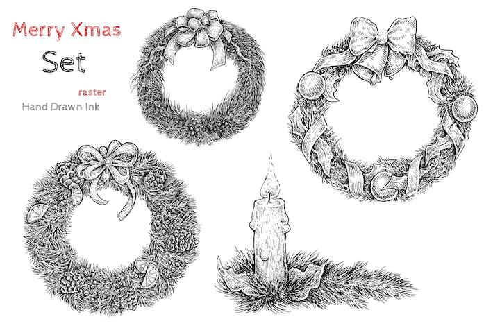 Thumbnail for Xmas Wreaths