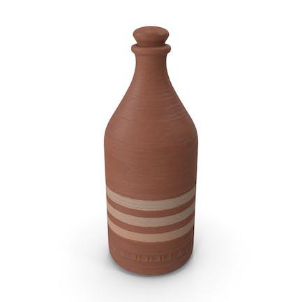 Botella Cerámica Cartagena