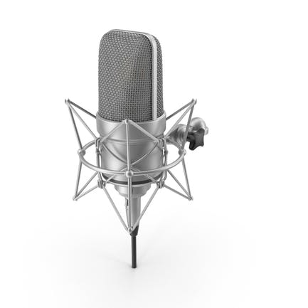 Micrófono con cable XLR