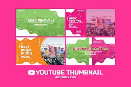 Music YouTube Thumbnail