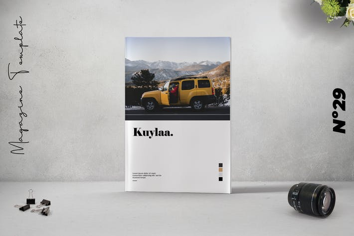 Thumbnail for Kuylaa Collection Lookbook