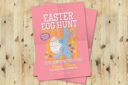 Midcentury Egg Hunts