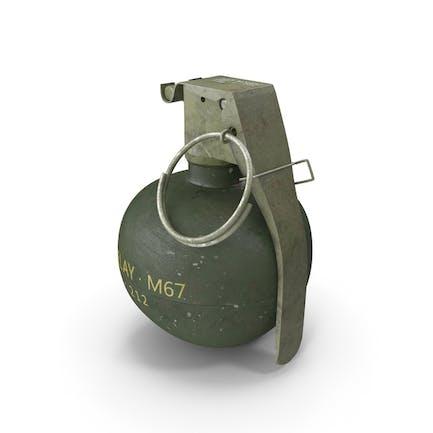 Граната M67
