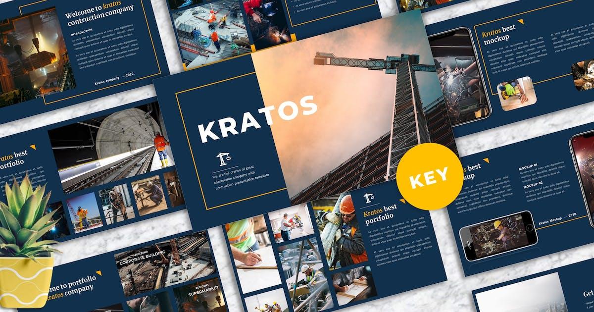 Download Kratos - Contruction Keynote Presentation by Yumnacreative
